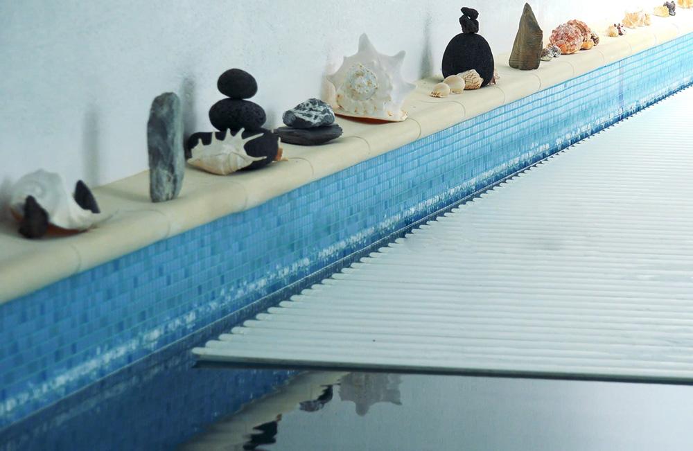 Dettaglio copertura piscina MsPiscine